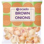 Ocado Brown Onions