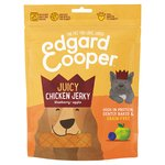 Edgard & Cooper Grain Free Jerkys with Chicken, Blueberry & Apple
