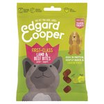 Edgard & Cooper Grain Free Bites with Lamb, Beef, Pear & Apple