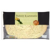 Waitrose Flatbread Garlic
