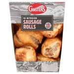 Ginsters Mini Sausage Rolls 10 pack