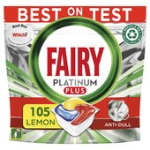 Fairy Platinum Plus Lemon