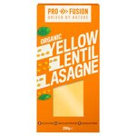 Profusion Organic Yellow Lentil Lasagne Sheets