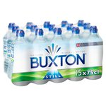 Buxton Still Natural Mineral Water Sports Cap