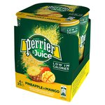 Perrier & Juice Sparkling Pineapple & Mango Water