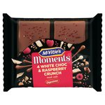 McVitie's Moments White Chocolate & Raspberry Crunch