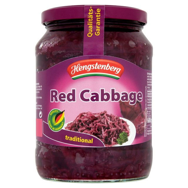 Hengstenberg German Style Red Cabbage