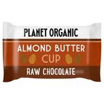 Planet Organic Almond Butter Cup