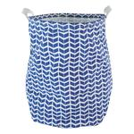 Premier Navy Chevron Laundry Bag