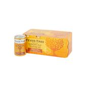 Fever-Tree Refreshingly Light Ginger Ale Cans