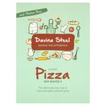 Davina Steel Gluten Free Pizza Mix
