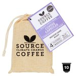 Source Organic Rwanda Gishwati Cloud Forest Coffee Capsules