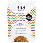 Fiid Hearty Moroccan Chickpea Tagine