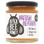 Black Bee Honey British Heather Honey