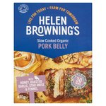 Helen Browning's Slow Cooked Organic Pork Belly with Garlic & Fennel