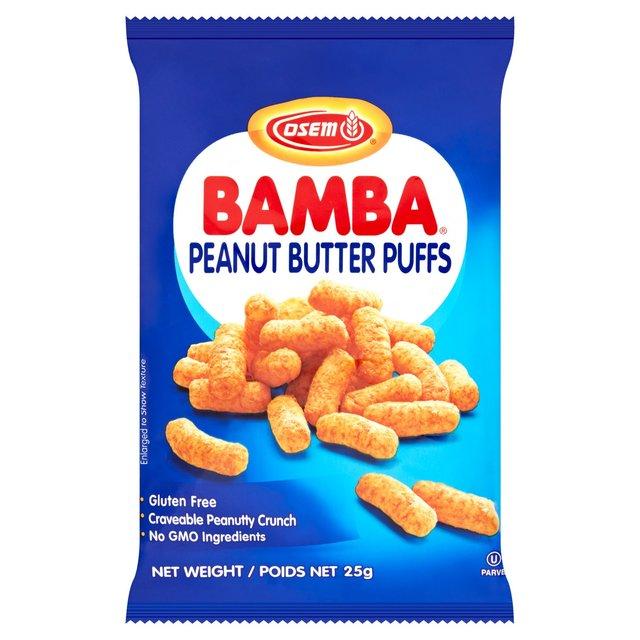 osem bamba peanut snack 25g from ocado