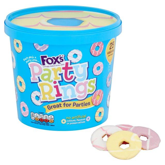 2b13fe3d016e Fox's Biscuits Party Tub | Ocado