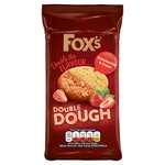 Fox's Double Dough Strawberries & Cream