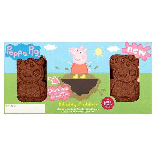Image result for peppa pig muddy puddle biscuits