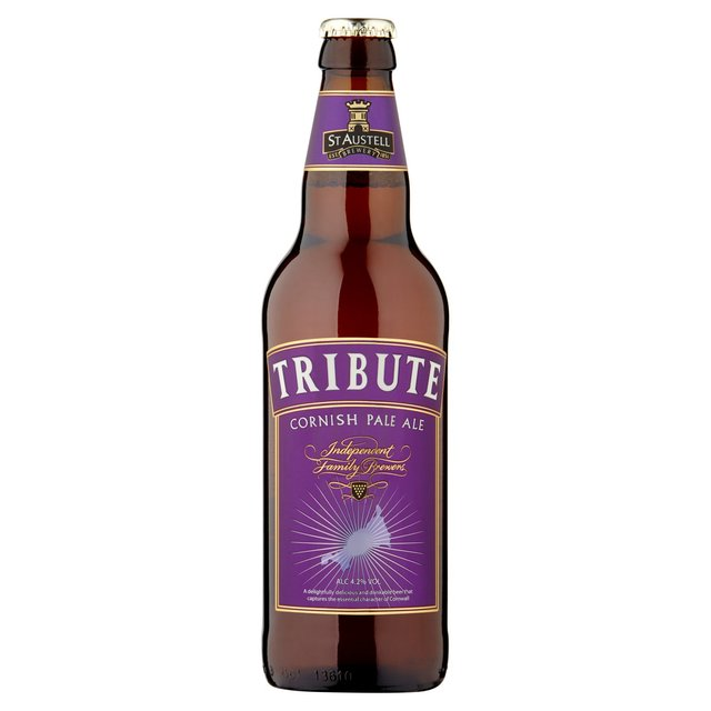 St Austell Premium Cornish Ale Tribute