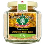 St Lawrence Gold Pure Organic Granulated Maple Sugar