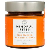 Mindful Bites Almond & Maca Nut Butter