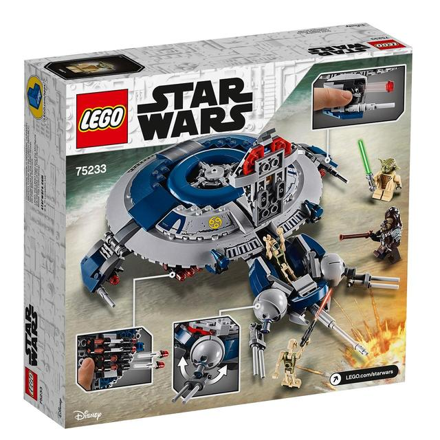 Lego Star Wars Droid Gunship 75233 From Ocado