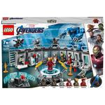 LEGO Super Heroes Iron Man location 76125
