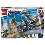LEGO Super Heroes Captain America vehicle 76123