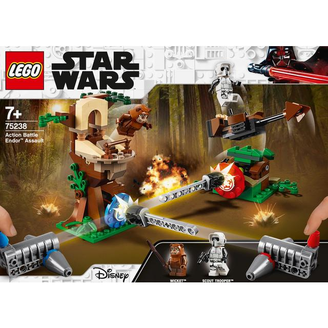 LEGO Star Wars Action Play 75238