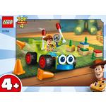 LEGO Juniors Toy Story 4 Woody & RC Playset