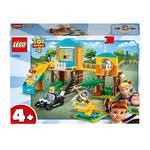 LEGO Juniors Toy Story 4 Buzz & Bo Peep's Playground Adventure Playset