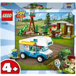 LEGO Juniors Toy Story 4 RV Vacation Playset