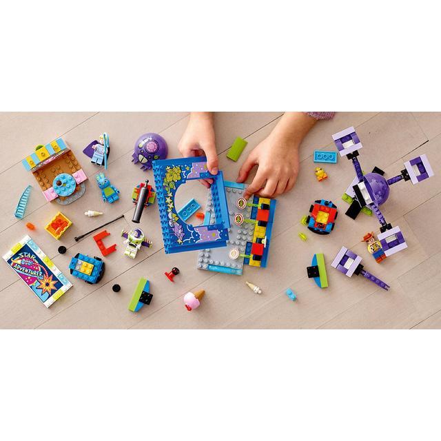 Lego Juniors Toy Story 4 Buzz Woody S Carnival Mania Playset Ocado