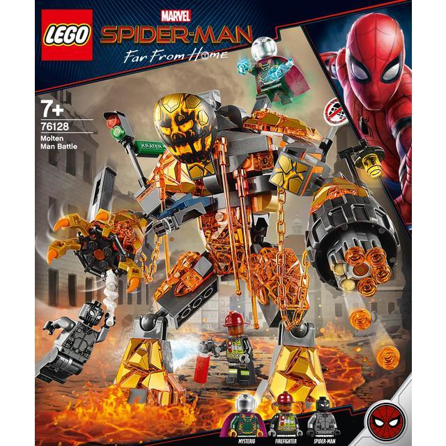 LEGO Super Heroes Spider-Man Homecoming 2 76128 | Ocado