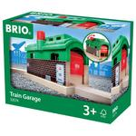 BRIO World Train Garage