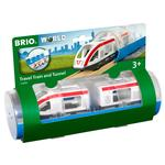 BRIO World Tunnel & Travel Train