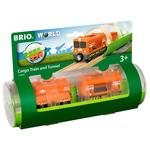 BRIO World Tunnel & Cargo Train