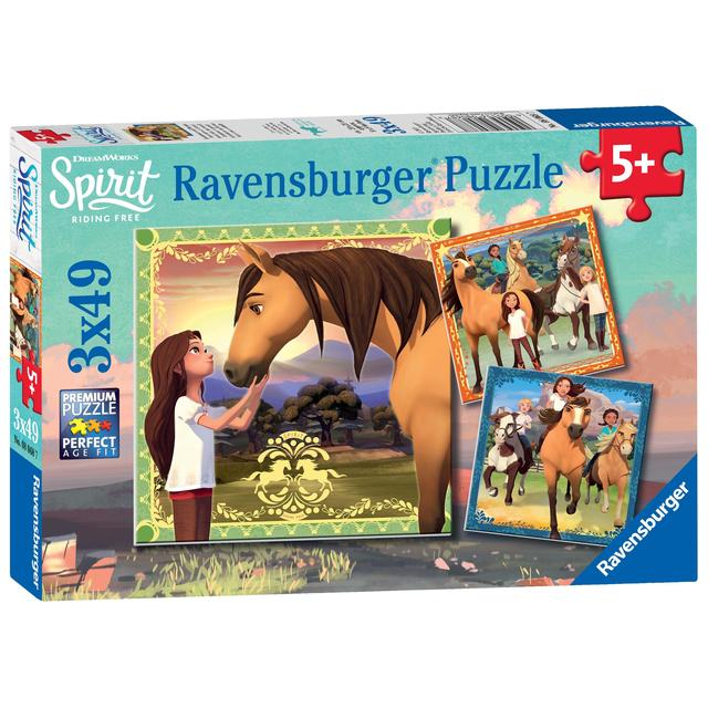 Dreamworks Spirit, XXL 100pc Jigsaw Puzzle