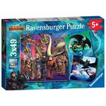 How to Train your Dragon 3, Jigsaw Puzzles