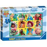 Disney Toy Story 4, 24pc Giant Floor Jigsaw Puzzle