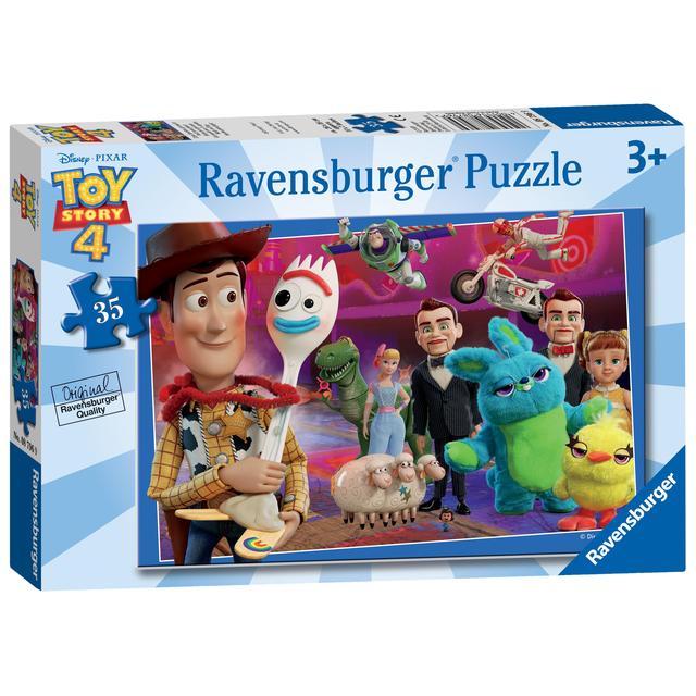 Disney Pixar Toy Story 4, 35pc Jigsaw Puzzle   Ocado