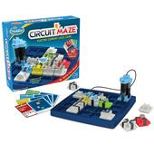 Circuit Maze, Electric Current Logic Game