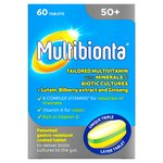 Seven Seas Multibionta 50+ Tablets 60s
