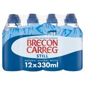 Brecon Carreg Still Mineral Water