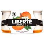 Liberte Origins French Style Yogurt Apricot