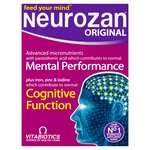Vitabiotics Neurozan Advanced Capsules