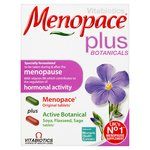 Vitabiotics Menopace Plus Tablets