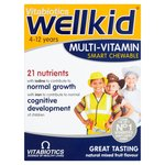 Vitabiotics Well Kid Multivitamins Tablets