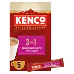 Kenco 3 in 1 Smooth White Instant Coffee with Sugar Sachets